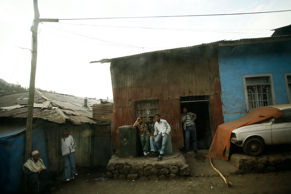 カメラマン櫻井将士のアフリカ写真